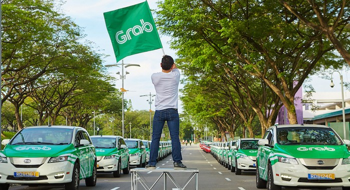 Toyota invests $1 billion in Grab, looks to advance mobility